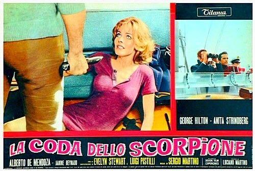 La Coda Dello Scorpione , Italy 1971