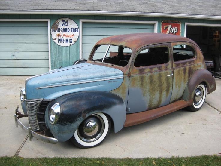 1940 ford deluxe 2 door sedan lowered and bitchin for 1948 dodge 2 door sedan