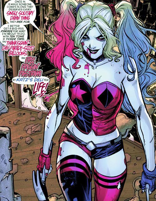 DC Comics - Harley Quinn - Harleen Quinzel