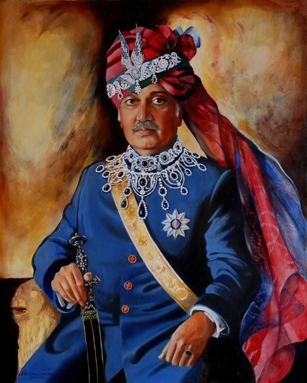 Maharaja-of-Jodhpur, Jodhpur, Rajasthan, India
