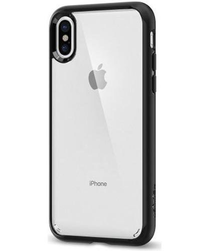 c01bc11cc Spigen-Ultra-Hybrid-Cover-for-iPhone-X-Black-Clear