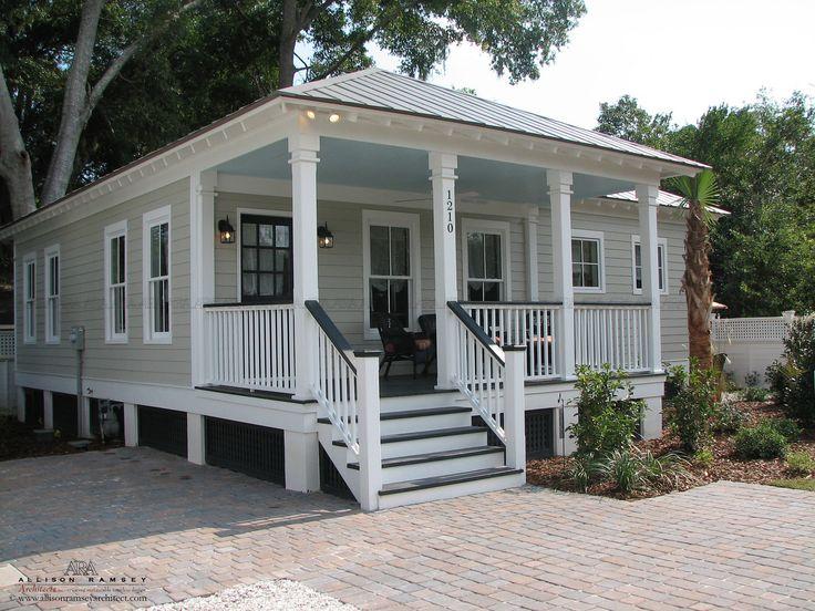 South bay cottage allisonramseyarchitects duke for Modular beach cottages