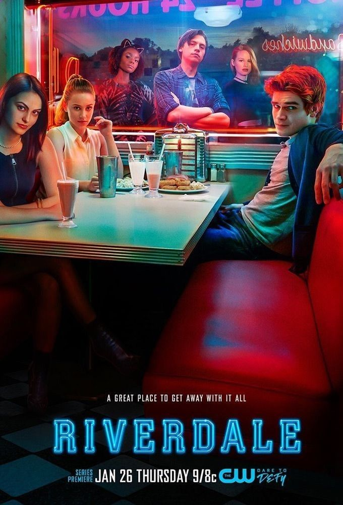 Riverdale is the new Netflix series based on the characters of Archie comics.