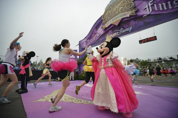 Disney Princess Half Marathon Registration & News. runDisney has announced some big changes for the race!