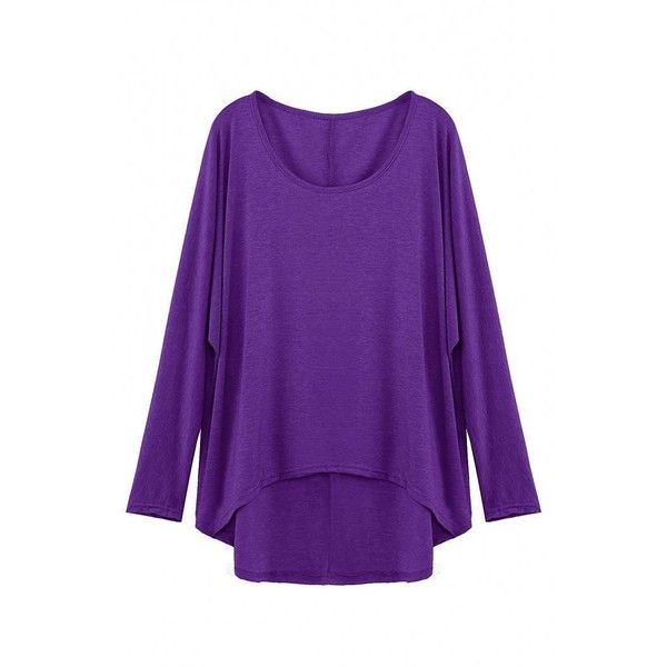 25  best Purple batwing tops ideas on Pinterest | Purple smock ...