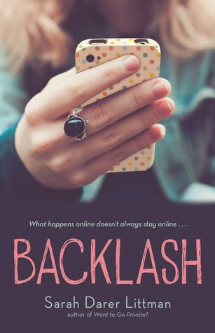 https://www.goodreads.com/book/show/22856607-backlash?ac=1; Backlash - Sarah Darer Littman