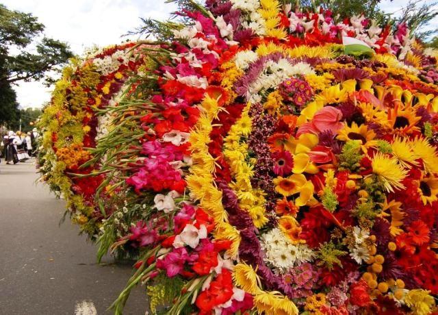 Flowers Fair, Medellin, Colombia
