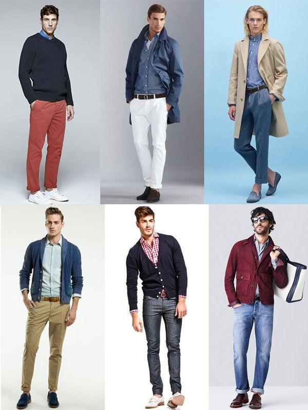 Moda uomo: 10 suggerimenti per un look da lavoro informale