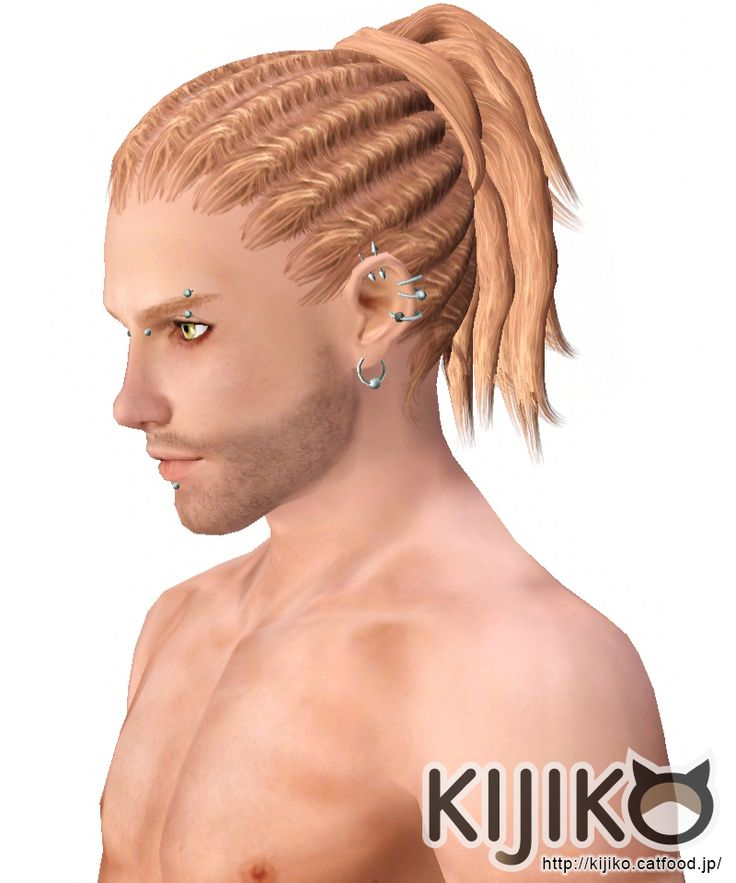 Dreadlocks For Male Free Downloads For The Sims3 The
