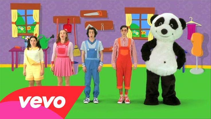 Panda e Os Caricas - Ponho-me de Pé