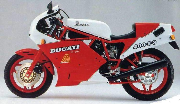 400F3, 1986