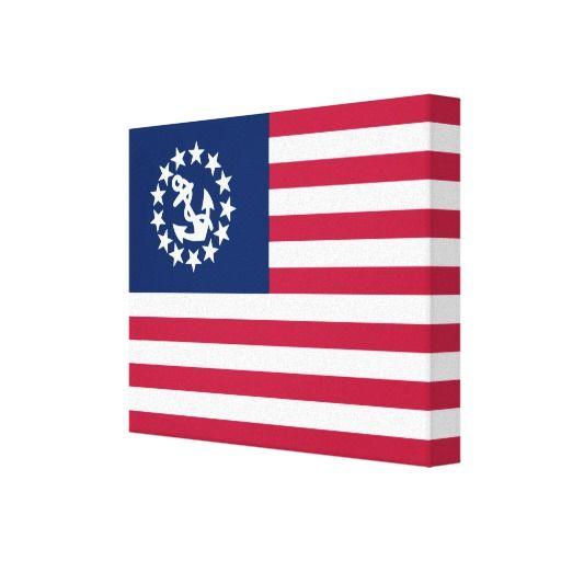 nautical american flag