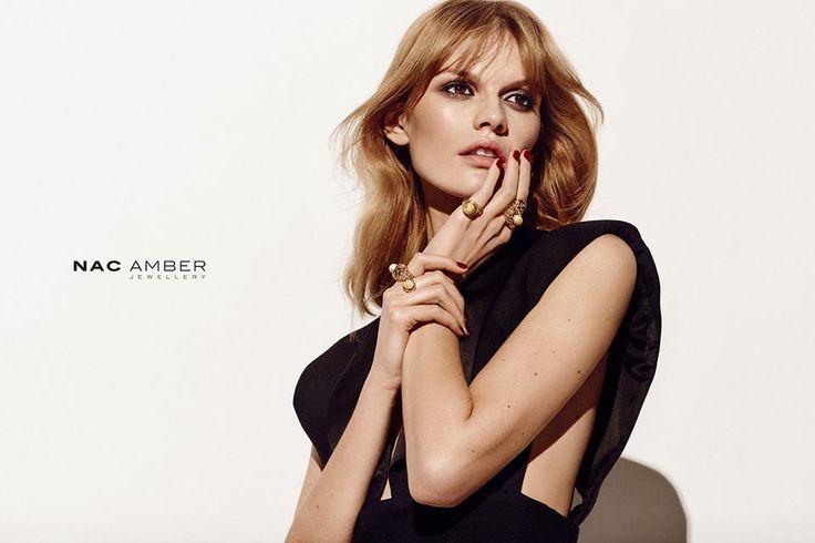 Sylwia Lupinska for Nac Amber, S/S 2016 | Polish Models Blog