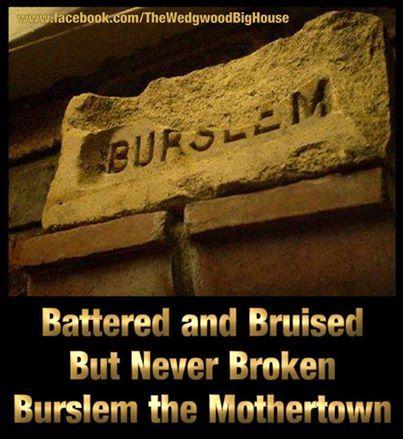 Burslem Battered and bruised