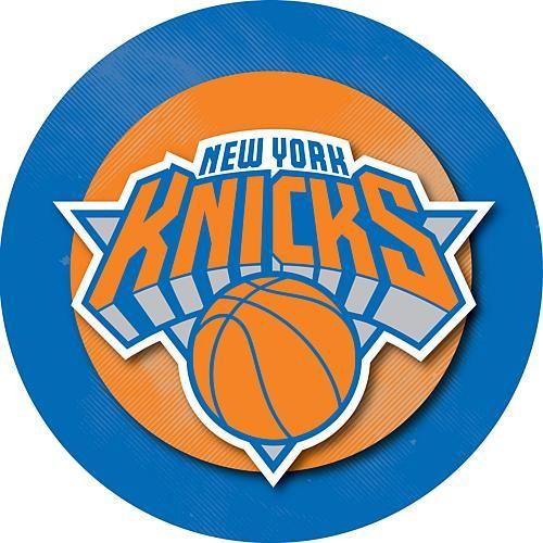 Trademark Global, Inc. New York Knicks Padded Swivel Bar Stool with Back