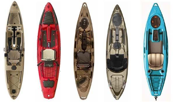 Five Fishing Kayaks Everyone is Talking About