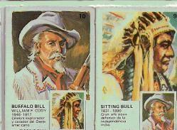 Buffalo Bill - Toro Sentado