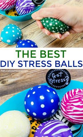 Make Stress Balls Kids Will Love