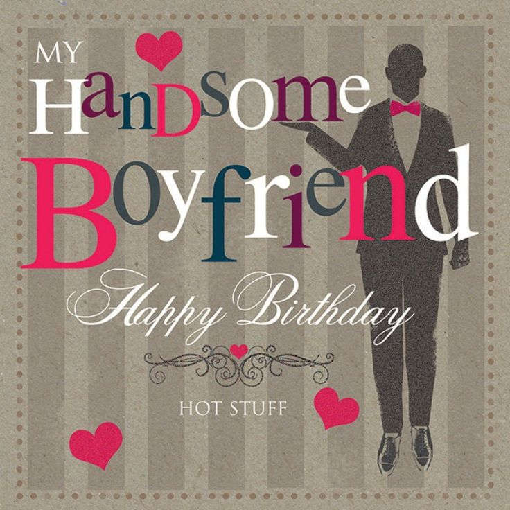 17 Best Boyfriend Birthday Quotes On Pinterest