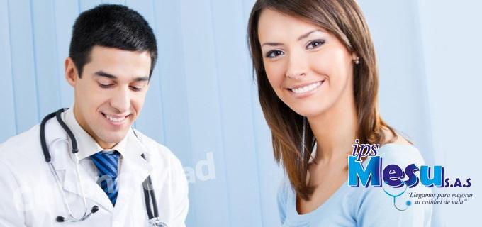 Chequeo Ejecutivo: Electrocardiograma + Resonancia magnética + Tamizaje + Análisis Científico + Optometría + Limpieza odontológica + Consulta de Medicina Interna en IPS Mesu