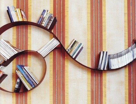 Bookshelves Furniture in Bookworm by Ron Arab Picture