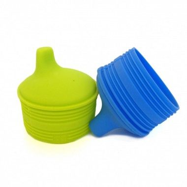 Silikids Siliskin Sippy Top 2pack