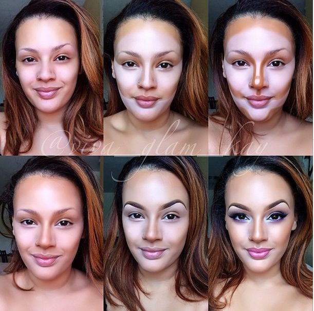 Awesome Glam Contouring Tutorial | Beauty Zone