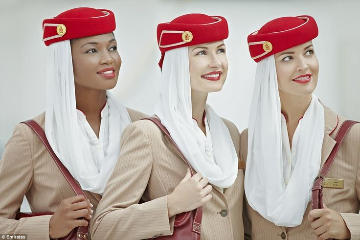 Emirates is known to have some of the most sophisticated uniforms in the business - in par...