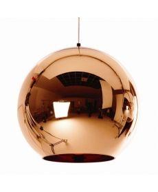 Copper Tom Dixon Replica Lighting Ball Light