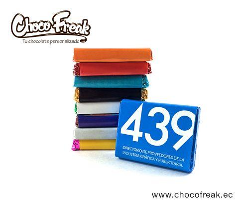 Barras de chocolate personalizadas. Chocolates personalizados Ecuador. Regalos Corporativos. Artículos promocionales originales en Ecuador. #chocolatespersonalizados #promocionales  #ecuador #regalos #corporativos #empresariales