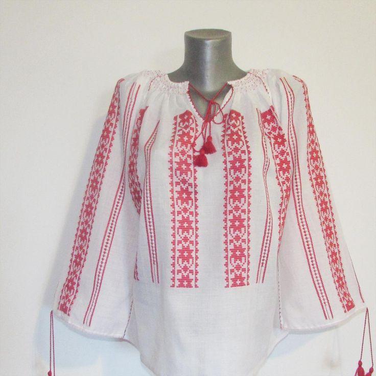 Ii traditionale tesute in razboi traditional - 0732559605 - Magazin artizanat