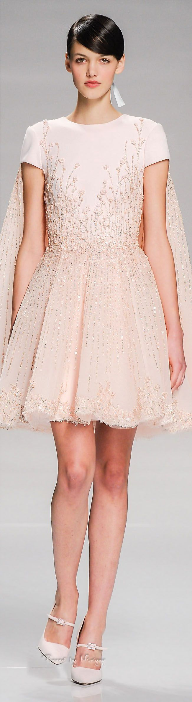 Georges Hobeika Spring-summer 2015 - Couture.
