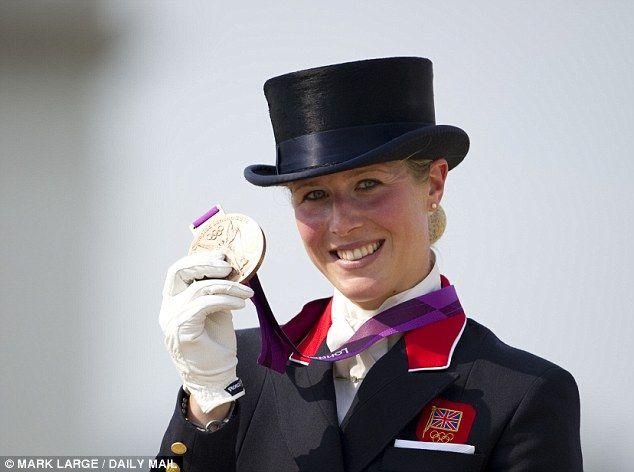 Laura Bechtolsheimer – Bronze Medal - Dressage