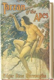 Tarzan of the Apes is one of my favorite books. Though people today criticize it for its racist tone one must remember the time and culture this book was written in. Once one looks past that, the Tarzan books are a wonderful set of stories
