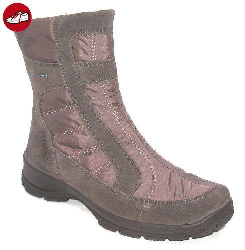 Legero 00923-17, Damen Stiefel Winter, Gore-Tex, braun, (9) - Stiefel für frauen (*Partner-Link)