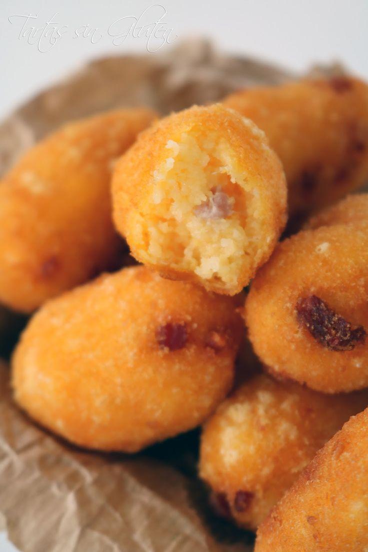 La polenta, sémola de maíz precocida, es una comida muy típica de Italia ,aunque su uso también es muy frecuente en Argentina, Austria, Perú...