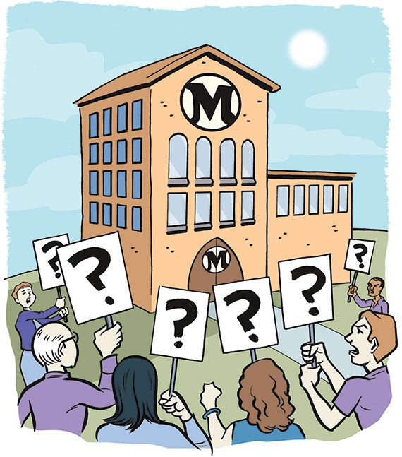 Why the Mars Hill Faithful Have Started to Question Mark by Brendan Kiley