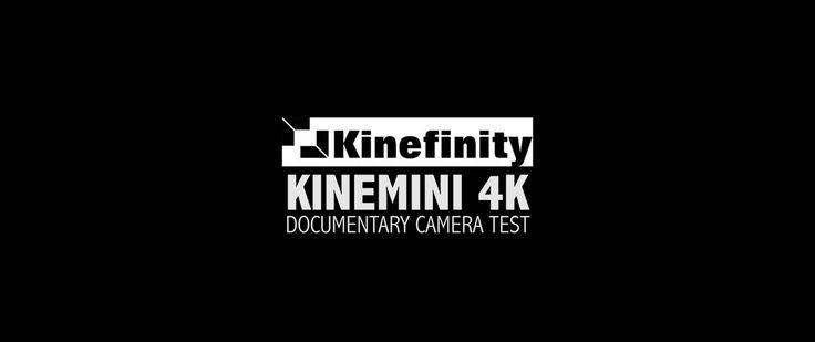KINEMINI 4K - FILM TEST