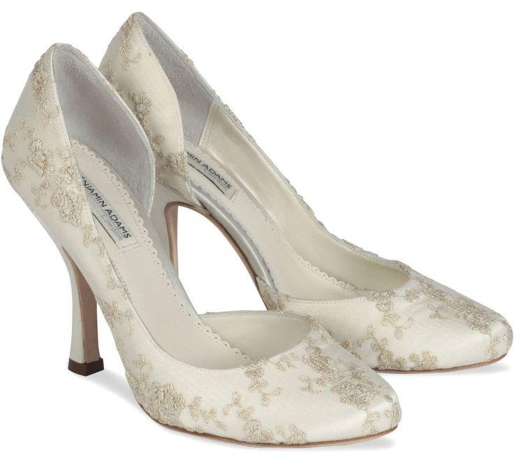 Wedding Shoes created by Benjamin Adams 2