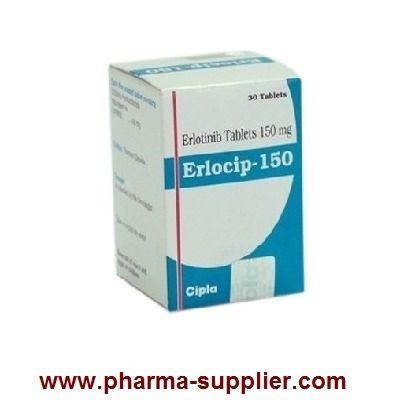 Erlocip (Erlotinib 150mg Tablets) - Classified Ad   pharma supplier   Scoop.it
