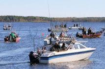 Lake Kyyjärvi, Finland.