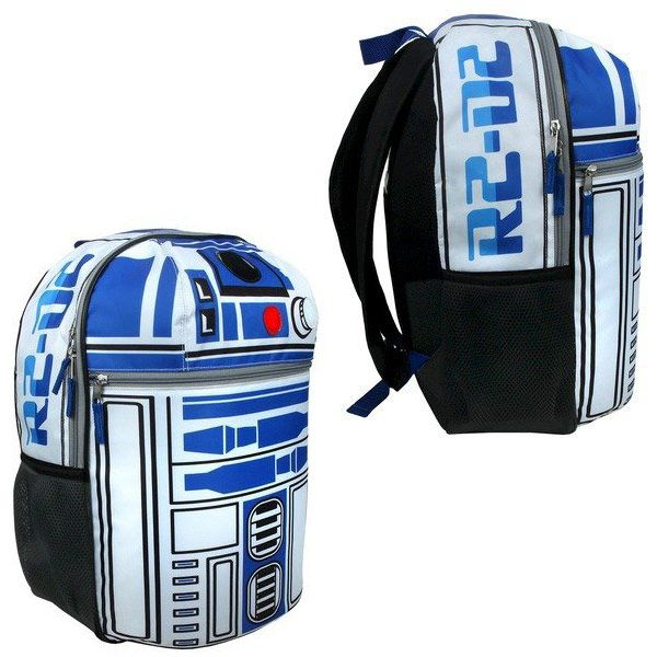 Star Wars R2-D2 Sounds Effects Backpack