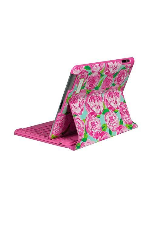 Lilly Pulitzer Keyboard Case For iPad