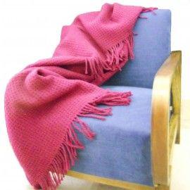 BUTE plaid coperta lana irlandese