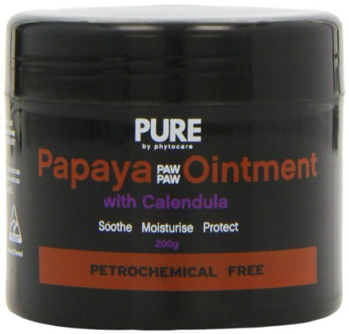 Phytocare Pure Papaya Ointment Jar 200g - http://vitamins-minerals-supplements.co.uk/product/phytocare-pure-papaya-ointment-jar-200g/