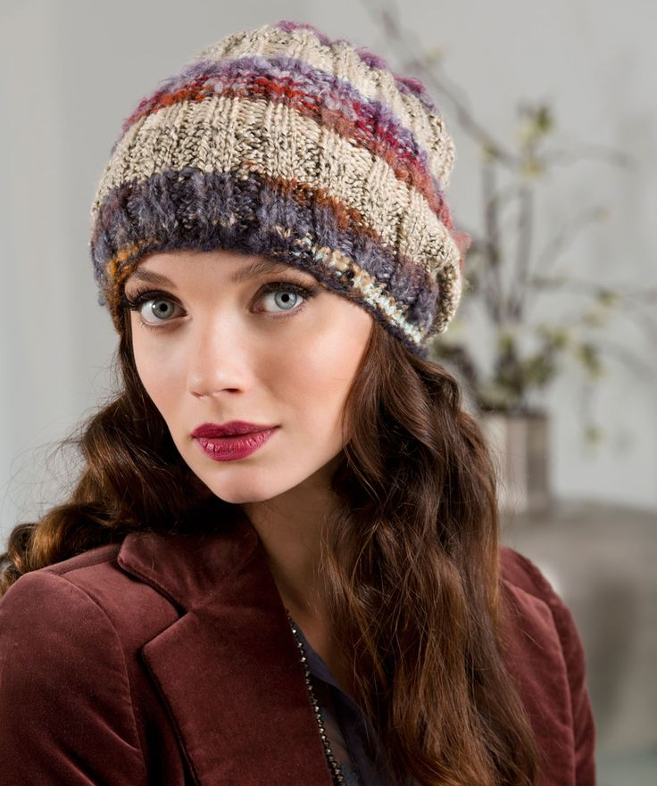 367 Best Knitting Hat Free Patterns Images On Pinterest Knit Hats