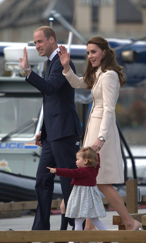 The best photos from Prince William and Kate Middleton's family royal tour of Canada