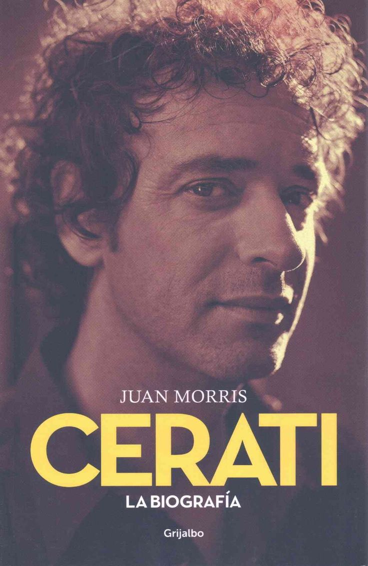 Cerati: La biografia/ The Biography