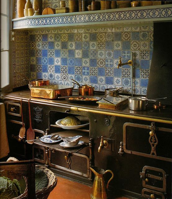 I like the thought of putting an Esse Ironheart on the back kitchen wall as the…