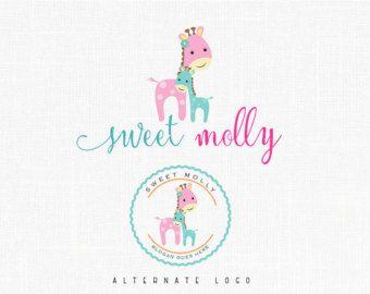 Логотип от Maria на Etsy